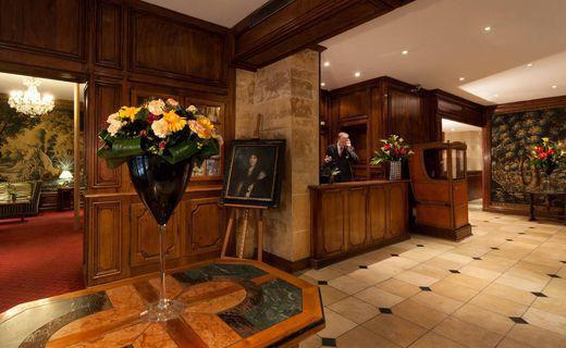 Hôtel Amarante Beau Manoir